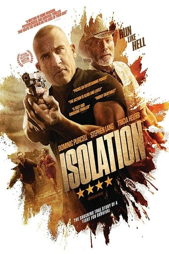 Poster of Isolation