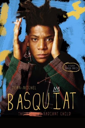 Poster of Jean-Michel Basquiat: The Radiant Child