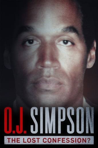 Poster of O.J. Simpson: The Lost Confession?