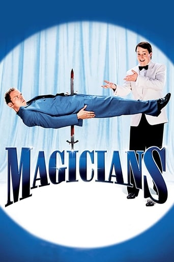 Poster of Magicians