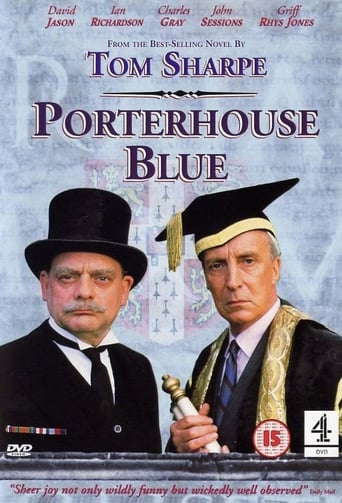 Poster of Porterhouse Blue