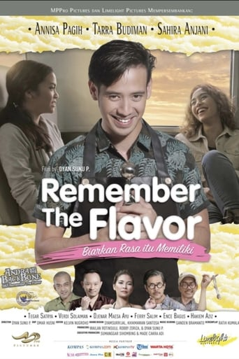 Remember The Flavor