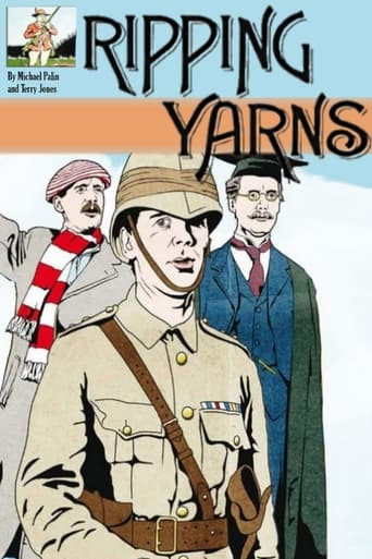 Poster of Ripping Yarns