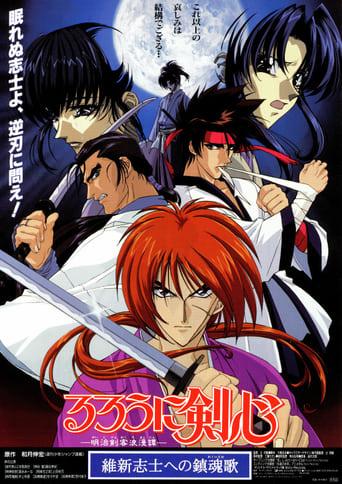 Kenshin Samurai Vagabondo - Requiem per gli Ishin-Shishi
