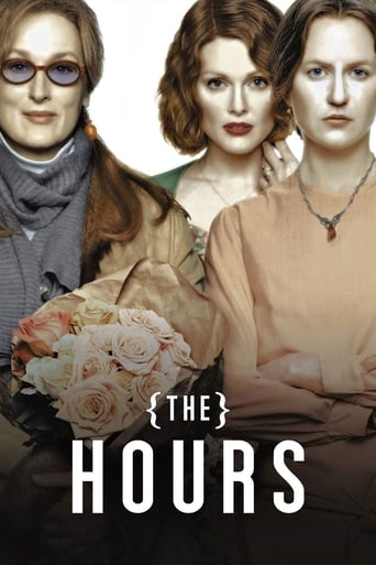 The Hours Poster