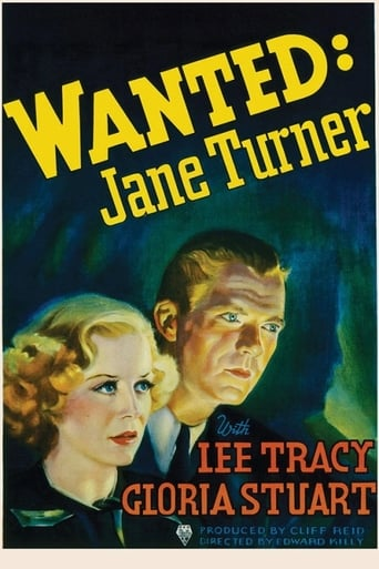 Poster of Wanted: Jane Turner