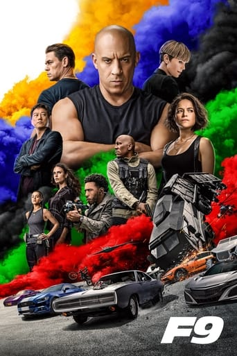 Poster of F9