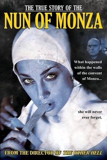 Poster of The True Story of the Nun of Monza