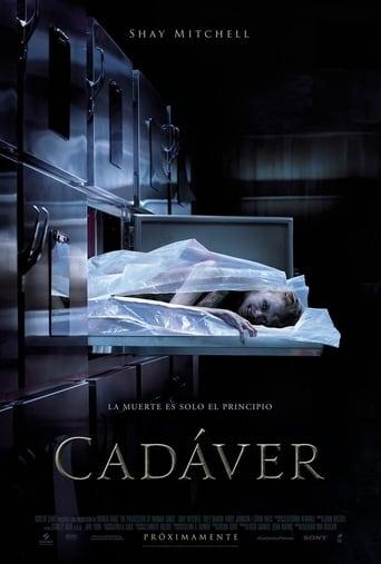 Poster of Cadaver