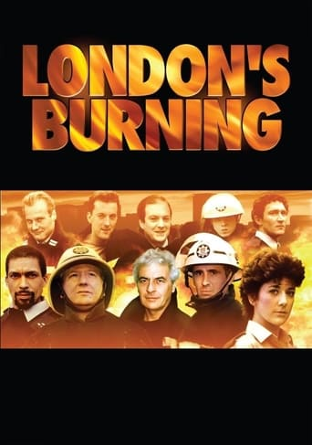 Poster of London's Burning: The Movie