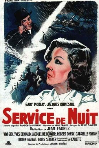 Poster of Service de nuit
