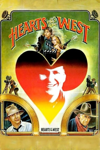 Poster of Hearts of the West