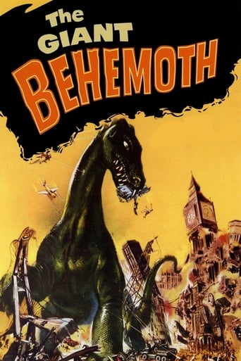 Poster of The Giant Behemoth