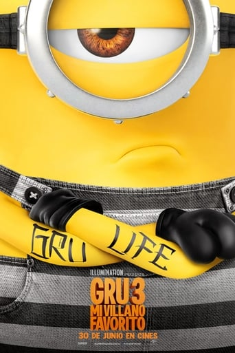 Poster of Gru 3. Mi villano favorito
