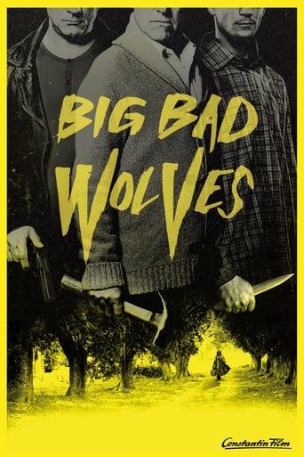 Filmplakat von Big Bad Wolves