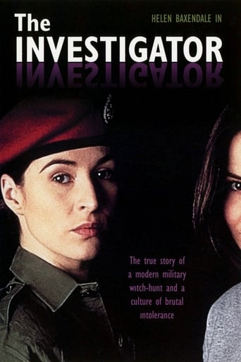 Poster of The Investigator