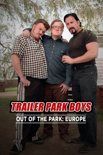 Poster of Trailer Park Boys: Out of the Park: Europe