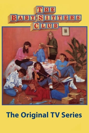Poster of The Baby-Sitters Club
