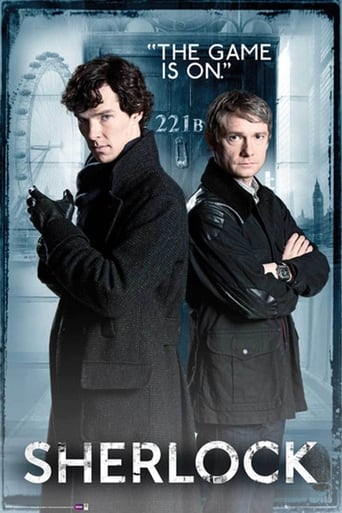 How old was Martin Freeman in Sherlock - The Great Game