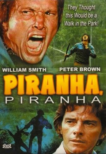 Poster of Piranha, Piranha
