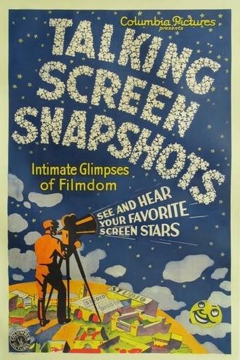 Poster of Screen Snapshots Series 18, No. 8