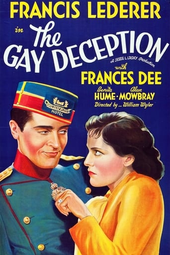 Poster of The Gay Deception