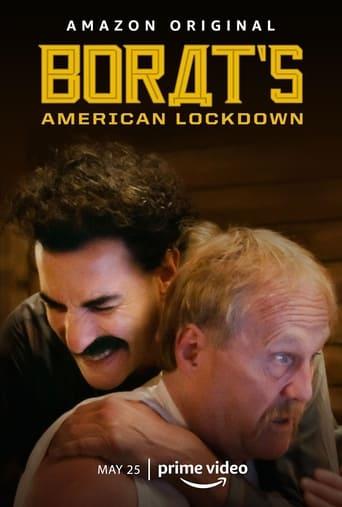 Poster of Borat's American Lockdown
