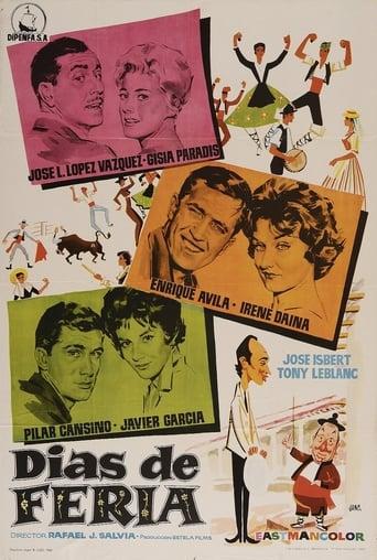 Poster of Días de feria