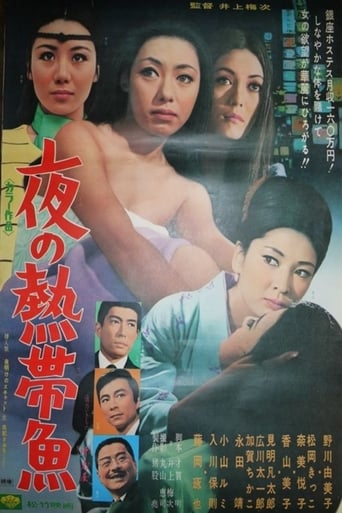 Poster of BGs of Ginza