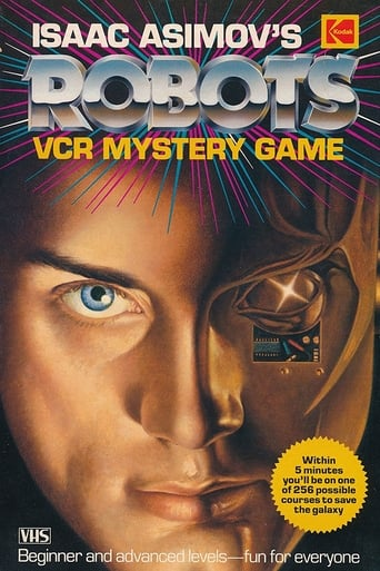 Poster of Isaac Asimov's Robots