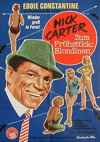 Poster of Nick Carter et le trèfle rouge