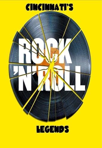 Poster of Cincinnati's Rock 'N Roll Legends
