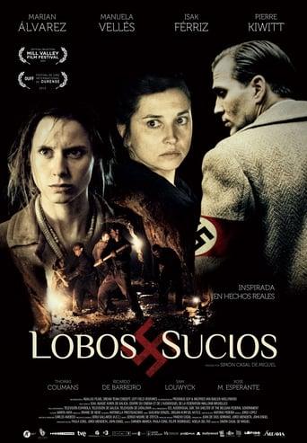 Poster of Lobos sucios