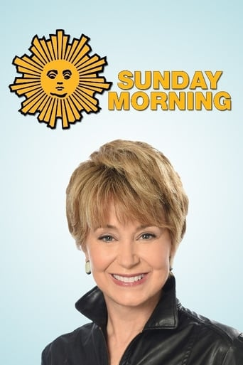 CBS News Sunday Morning Poster