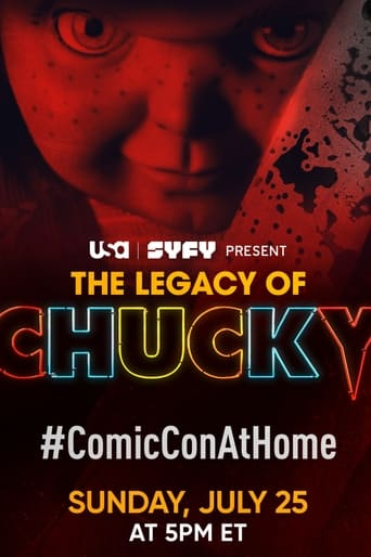 Poster of The Legacy of Chucky