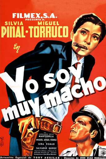 Poster of Yo soy muy macho