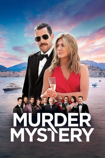 Poster of Murder Mystery