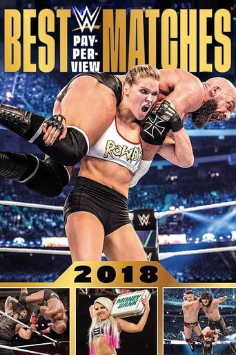 Poster of WWE Best Pay-Per-View Matches 2018