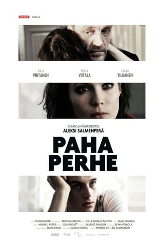 Poster of Paha perhe