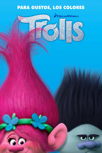 Poster of Trolls