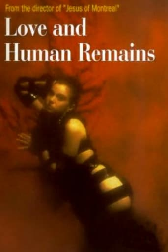 Poster of Love & Human Remains