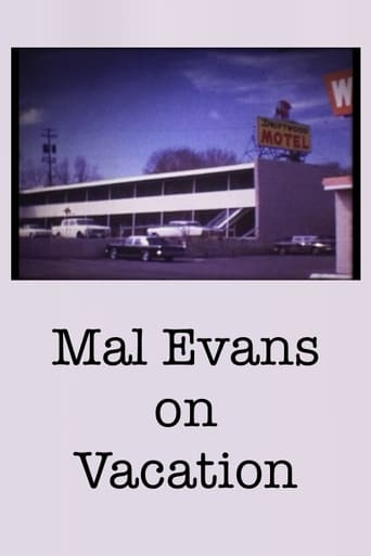 Mal Evans on Vacation poster