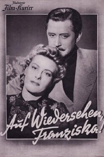 Poster of Auf Wiedersehen, Franziska!
