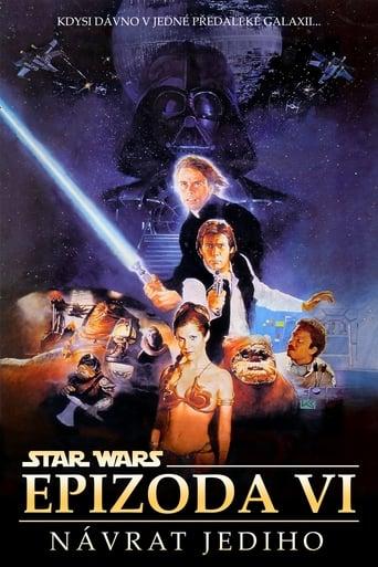 Poster of Star Wars: Epizoda VI - Návrat Jediho