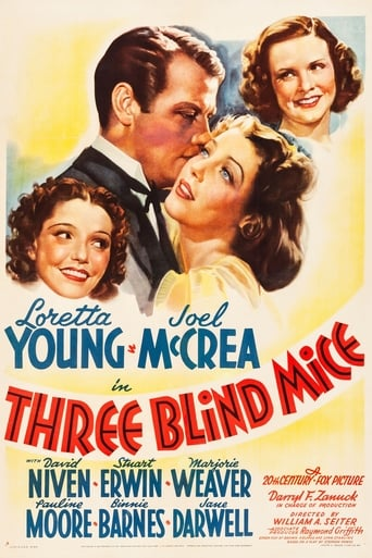 Poster of Three Blind Mice