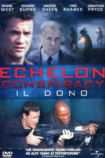 Poster of Echelon Conspiracy - Il dono