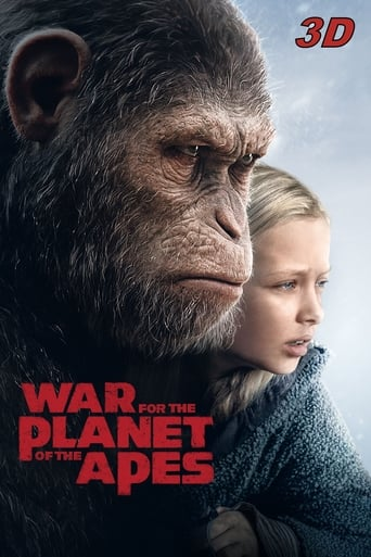 War for the Planet of the Apes - 2017 Full Movie Watch