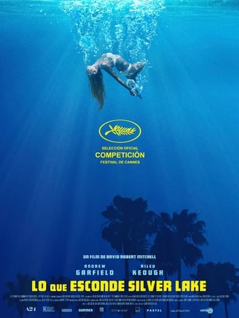 Poster of Lo que esconde Silver Lake