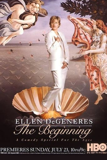 How old was Ellen DeGeneres in Ellen DeGeneres: The Beginning