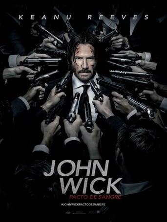 Poster of John Wick: Pacto de sangre